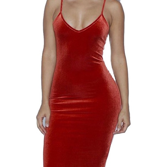 Red Club Dresses